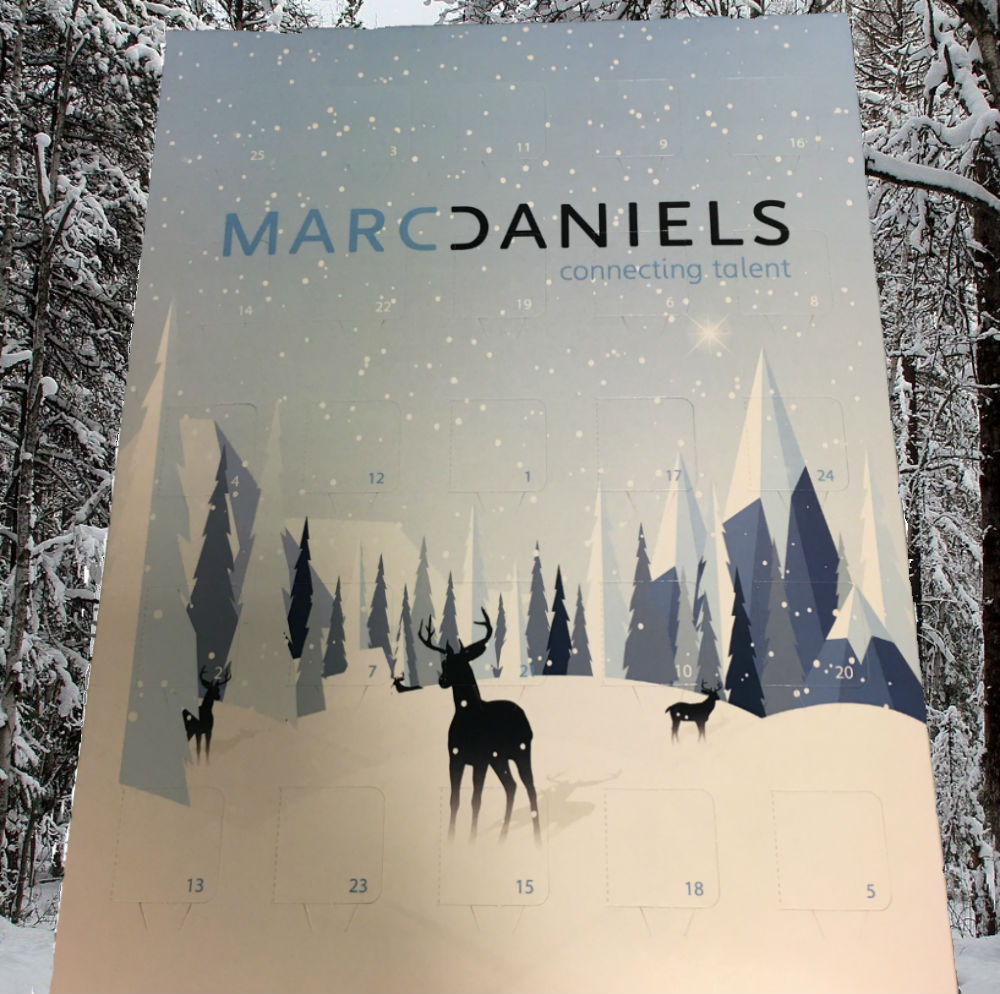 Marc Daniels Advent Calendar
