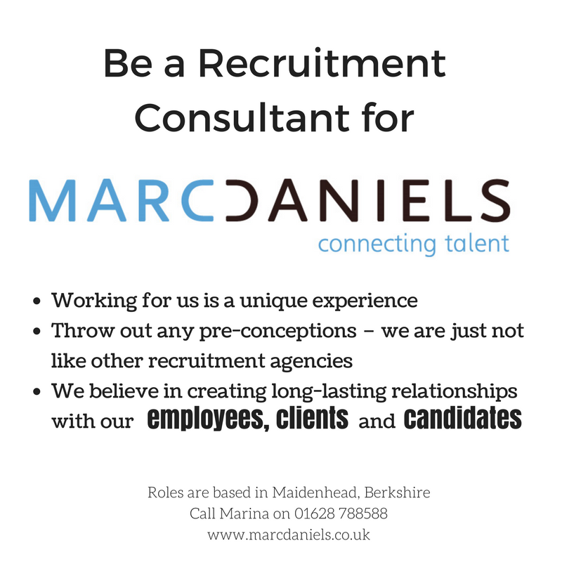 Be a consultant job ad